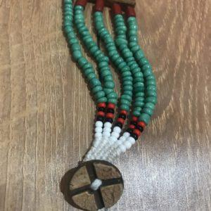 Rootsandleisure_Shop_Naga_Jewellery_Bracelet_Green1
