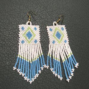 hop_Naga_Jewellery_Necklace_Earring_BlueWhite1