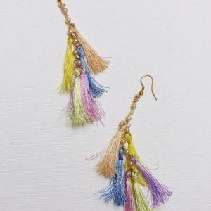 Rootsandleisure_Shop_Tassel Earrings