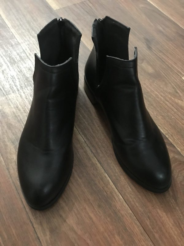 hot-selling official shop for best best collection [Pre-Owned] Black Ankle Boots
